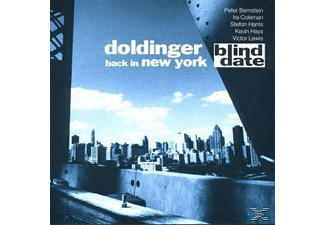 Klaus Doldinger - Back In New York [CD]