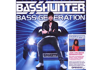 Basshunter - Bass Generation - (CD)