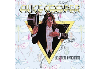 Alice Cooper - Welcome To My Nightmare [CD]