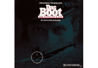 Klaus (composer) Ost/doldinger - Das Boot (New Dolby Surround Version) - (CD)