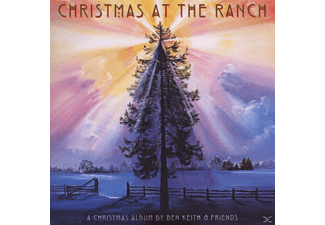 Ben Keith - Christmas At The Ranch - (CD)