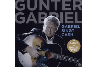 Gunter Gabriel - Gabriel Singt Cash - (CD)