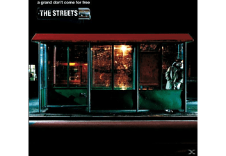 The Streets - A Grand Don't Come For Free - (CD)