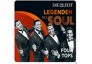 The Four Tops - Die Zeit Edition: Legenden Des Soul [CD]