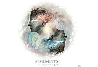 Monuments - Gnosis [LP + Bonus-CD]