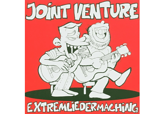 Joint Venture - Extremliedermaching - (CD)