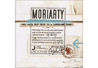 Moriarty - GEE WHIZ BUT THIS IS A LONESOME TOWN - (CD)