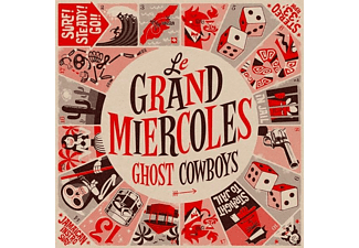 Le Grand Miercoles - Ghost Cowboys (+Cd) [Vinyl]