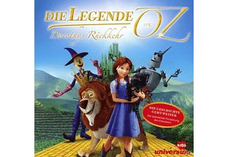 Legends Of Oz (Motion Picture Soundtrack) - Die Legende von Oz-Dorothy´s Rückkehr - (CD)