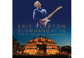 Eric Clapton - Slowhand At 70-Live At The Royal Albert Hall - (DVD + CD)