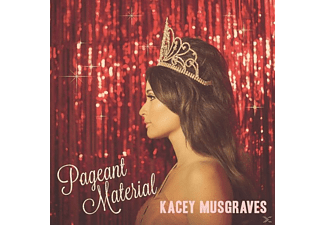 Kacey Musgraves - Pageant Material - (Vinyl)