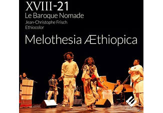 VARIOUS - Melothesia Aethiopica [CD]