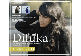 Various - Coffret Shani Diluka - (CD)