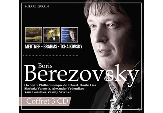 Boris Berezovsky, Various - Coffret Boris Berezovsky - (CD)