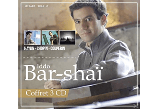 Iddo  Bar Shaï, Various - Coffret Bar-Shai [CD]