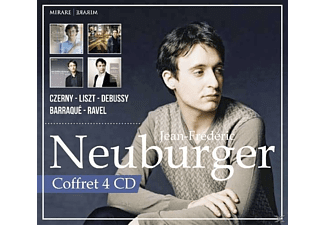 Jean-Frederic Neuburger, Various - Coffret Neuburger - (CD)