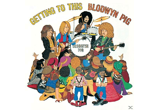 Blodwyn Pig - Getting To This - (CD)