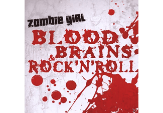 Zombie Girl - Blood,Brains & Rock'n Roll [CD]