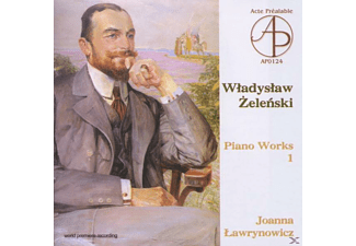 Joanna Lawrynowi Piano - ZELENSKI: PIANO WORKS I: DEUX MORCE - (CD)