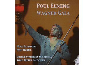 Odense Symphony Orches Poul Elming - Wagner Gala - (CD)