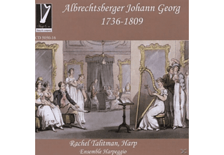 Rachel Talitman & Ensemble Har Talitman - Albrechtsberger Johann Georg 1736-1809 - (CD)
