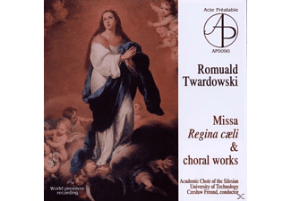 Czeslaw Academic Choir Silesian University/freund - Missa Regina Caeli Und Chorwerke - (CD)