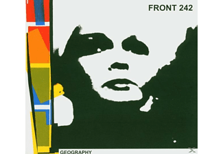 Front 242 - Geography - (CD)