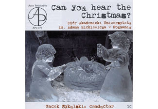 Bielska/Rudzinsky/Lewicka/Moras/Sykulski/+ - Can You Hear The Christmas? - (CD)