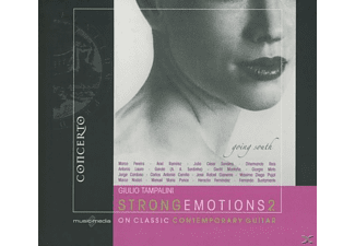 Giulio Tampalini - Strong Emotions 2 - (CD)