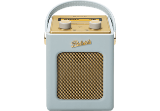 ROBERTS Revival Mini Digitalradio (FM, DAB, DAB+, Duck Egg)