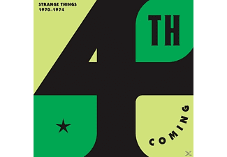 The 4th Coming - Strange Things (1970-1974) [CD]