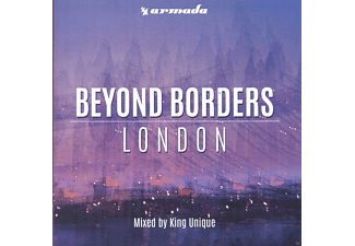 King Unique - Beyond Borders-London [CD]