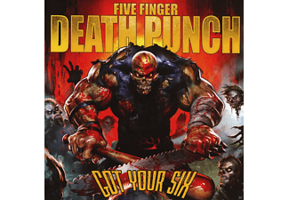 Five Finger Death Punch - Got Your Six (Standard Cd) - (CD)