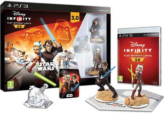 ARAL İnfinity 3.0 Star Wars Starter Pack PlayStation 3