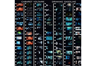 Cabaret Voltaire - Drinking Gasoline / Gasoline In Your Eye - (LP + DVD Video)
