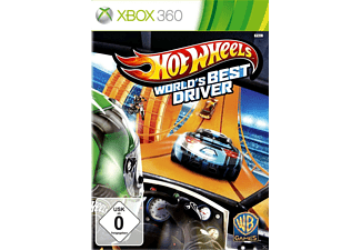 Hot Wheels - World's Best Driver - Xbox 360