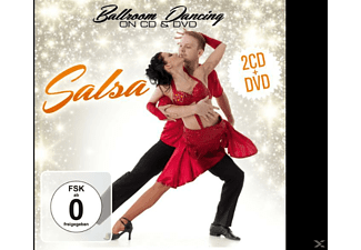 VARIOUS - Ballroom Dancing On CD & DVD - (CD + DVD)