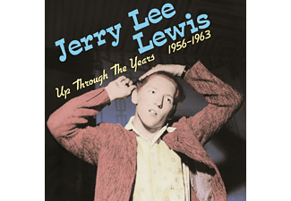 Jerry Lee Lewis - Up Through The Years 1956-1963 - (Vinyl)