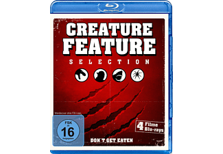 Creature Feature Selection - (Blu-ray)