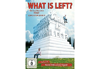 What Is Left? - (DVD)