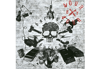 Backyard Babies - Four by Four (Vinyl LP (nagylemez))