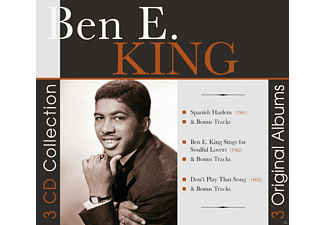 Ben E. King - 3 Original Albums - (CD)