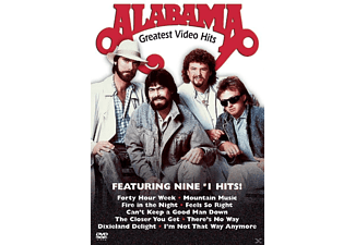 Alabama - Greatest Video Hits - (DVD)