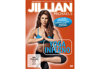 Jillian Michaels - Yoga Inferno - (DVD)