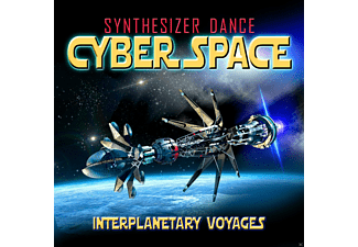 Cyber & Space - Interplanetary Voyages [CD]