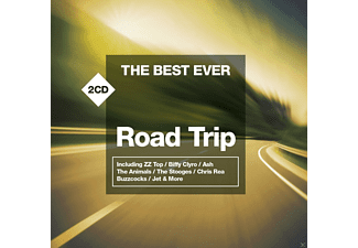 VARIOUS - Best Ever:Road Trip, The [CD]