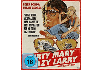Dirty Mary - Crazy Larry [Blu-ray]