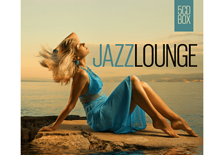 VARIOUS - Jazz Lounge - (CD)