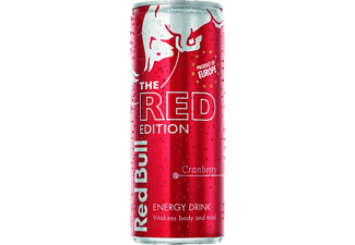 RED BULL 250 ml Red Edition - (R00900)