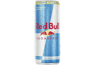 RED BULL 250 ml SugarFree - (SF0900)
